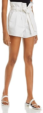 Blank NYC Paperbag Shorts