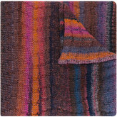 Missoni striped knit scarf - women - Polyester/Wool - One Size