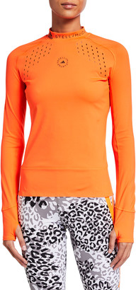 adidas by Stella McCartney Truepur Long-Sleeve Active Top