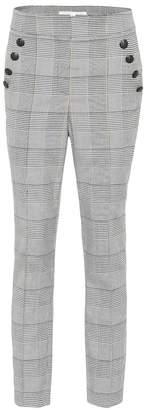 Veronica Beard Virgil houndstooth pants