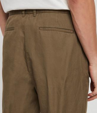AllSaints Drayson Cropped Slim Trousers