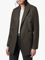 AllSaints Astrid Wool Blend Blazer