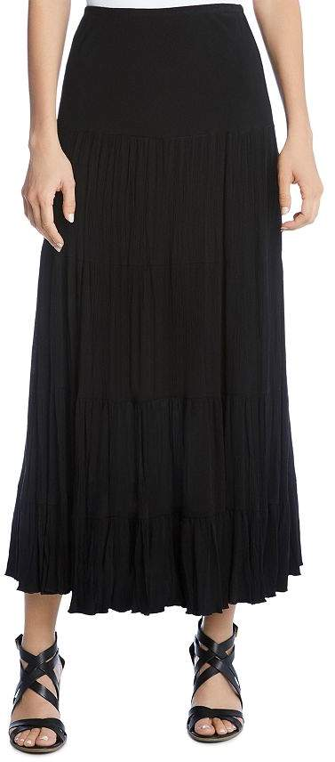 0f9c1d9b51 Tiered Maxi Skirt - ShopStyle