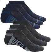 Skechers Low-Cut Running Socks - 6-Pack, Ankle (For Men)