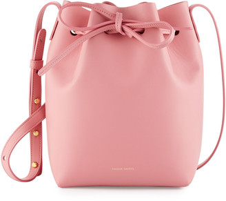 Mansur Gavriel Mini Calf Leather Bucket Bag