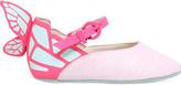 Sophia Webster Chiara glitter mini Mary Janes 4-6 months