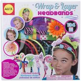 Alex DIY Wrap and Layer Headbands Toy