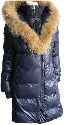 Mackage Blue Coat for Women