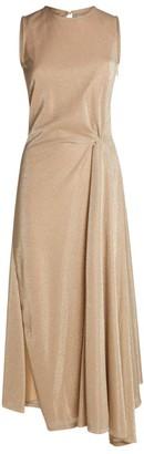 Lanvin Lurex Dress