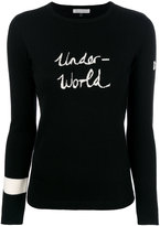 Bella Freud intarsia-knit jumper