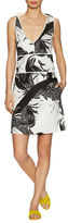 See by Chloe Printed V-Neck Dress