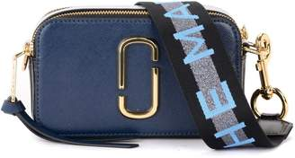 Marc Jacobs Borsa A Tracolla The Snapshot Small Camera Bag Blu