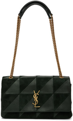 Saint Laurent Green Medium Jamie Bag