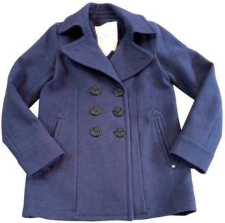 Denim & Supply Ralph Lauren Navy Wool Coats