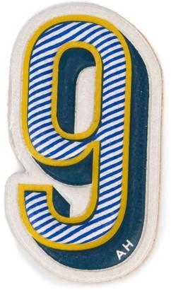 Anya Hindmarch 'Nine' sticker