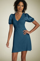 Charmeuse Sleeve Dress