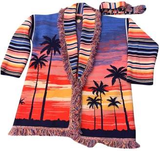 Alanui Multicolour Cashmere Jackets