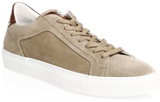 To Boot Britt Suede Sneakers