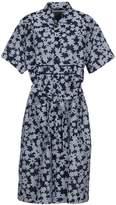 Julien David Knee-length dresses