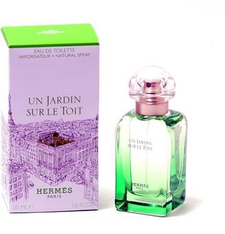 Hermes Un Jardin Sur Le Toit Eau De Toilette Spray, 1.6-fl oz