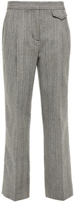 3.1 Phillip Lim Wool-blend Tweed Straight-leg Pants