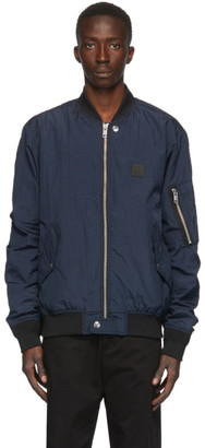 Diesel Navy J-DUST KA Bomber Jacket