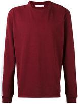 Futur - side stripes sweatshirt - men - Cotton - L