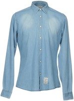 Fred Mello Denim shirts - Item 42633991