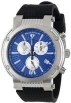 Swiss Legend sl-10006-03-sb – Watch Men – Quartz – Chronograph – Black Rubber Strap