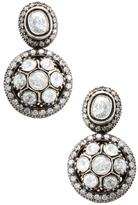 Amrapali 14K Yellow Gold & 2.90 Total Ct. Diamond Drop Earrings