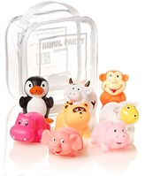 Elegant Baby Animal Party Bath Squirties - Ages 6 Months+