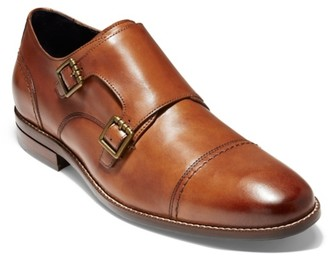 Cole Haan Johnson Monk Strap Slip-On