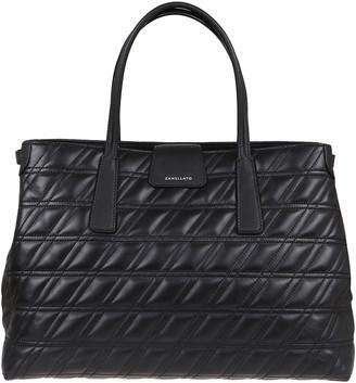 Zanellato Black Leather Bag