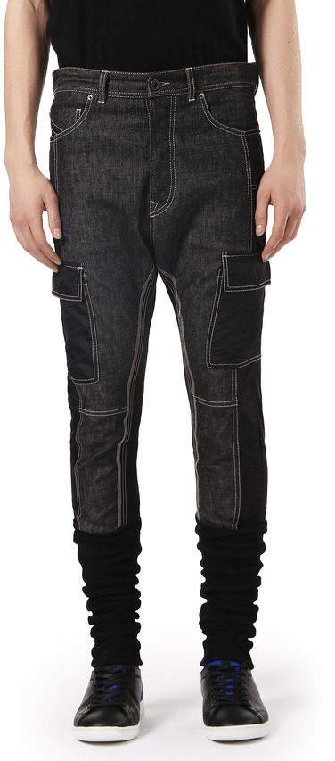Diesel Black Gold Diesel Jeans BG6HR - Black - 26