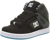 DC Youths Rebound KB Leather Trainers 4 US
