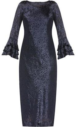 Helen McAlinden Willow Devore Dress