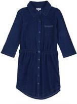 Splendid Girl Indigo Knit Dress