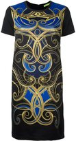 Versace printed T-shirt dress