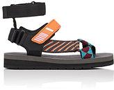 Prada Women's Double-Ankle-Strap Platform Sandals