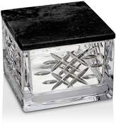 Waterford Lismore Revolution Covered Box with Marble Lid