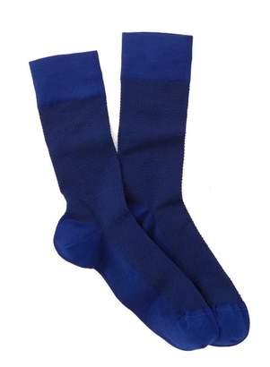 BOSS Mini Pattern Crew Socks