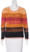 Vanessa Bruno Gradient Wool Sweater