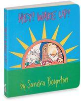 Bed Bath & Beyond Hey! Wake Up! Boynton on Board Book