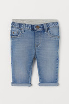 H&M Straight Fit Jeans - Blue