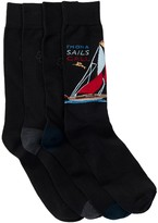 Tommy Bahama Yacht Socks - Pack of 4