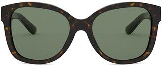 Ralph Lauren Square Frame Sunglasses