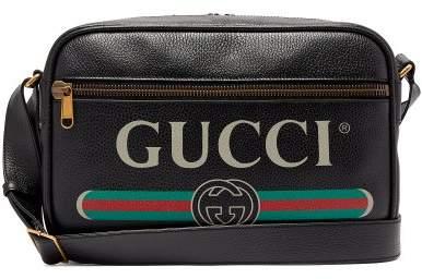82f4fae9f32 Gucci Leather Bag Men - ShopStyle Canada