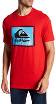 Quiksilver Rulling Short Sleeve Graphic Tee