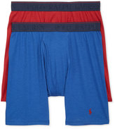 Polo Ralph Lauren Men's 2-Pk. Long-Leg Boxer Briefs