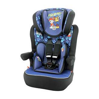 Nania Imax Group 1/2/3 Infant Highback Booster Car Seat, Paw Patrol Boy